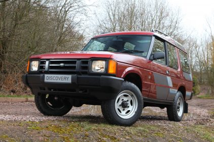 Land Rover Discovery Series I 3p 1989 1