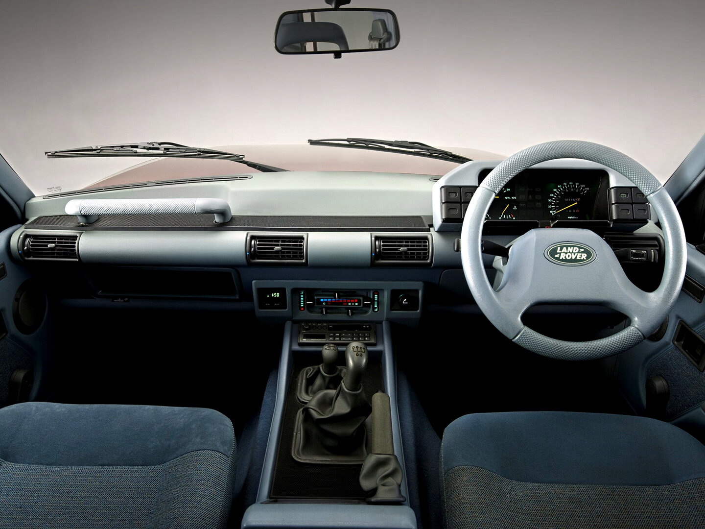 Land Rover Discovery Series I 3p 1989 2