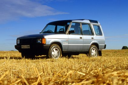 Land Rover Discovery Series I 5p 1990 1
