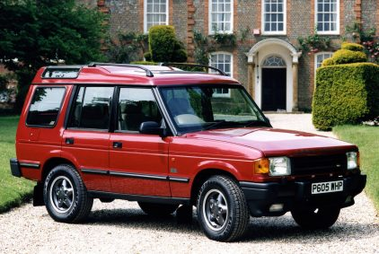 Land Rover Discovery Series I 5p 1994 1