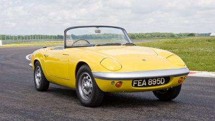 Lotus Elan 1500 Drop head Coupe Type 26