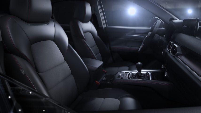 Mazda CX 5 2021 habitaculo
