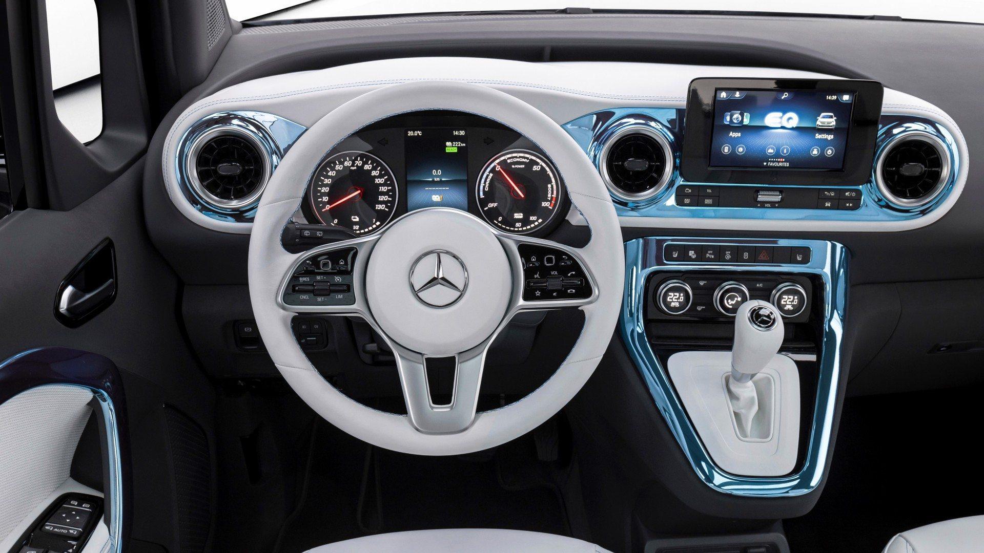 Mercedes Benz Concept EQT 2021 (15)