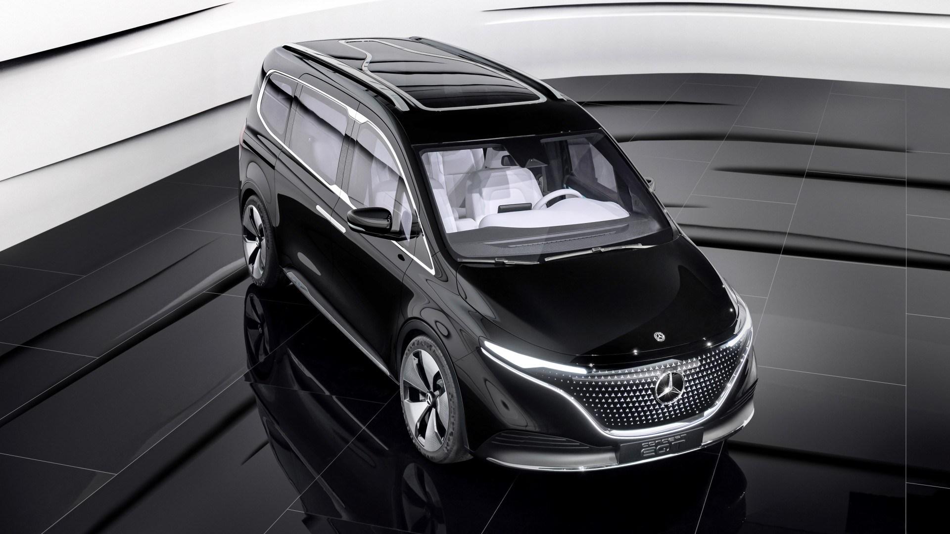 Mercedes Benz Concept EQT 2021 (2)