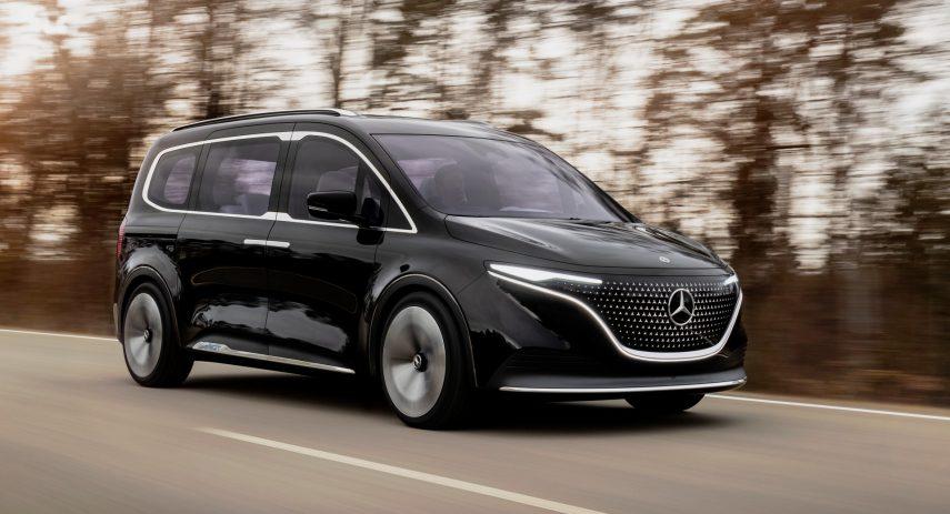 Mercedes Benz Concept EQT 2021 (44)