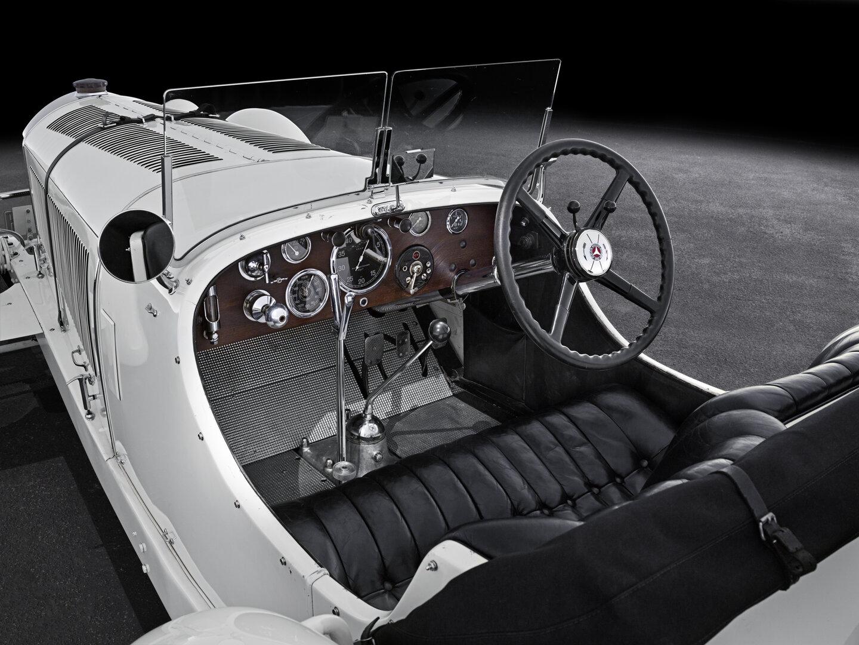 Mercedes Benz SSK 3