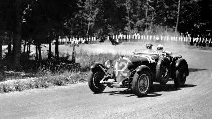 Mercedes Benz SSK GP Nurburgring 1929