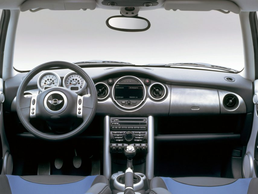 MINI Cooper S 2002 4
