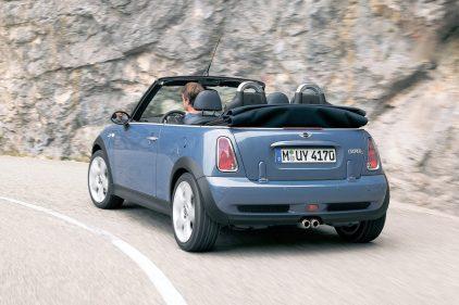 MINI Cooper S Cabrio 2004 2