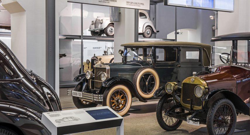 Museo Skoda 120 anos 1