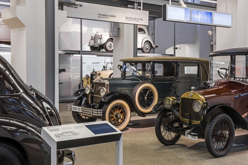 El Museo de Škoda añade visitas virtuales en vídeo