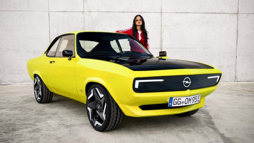 Opel Manta GSe ElektroMOD 2021 (5)