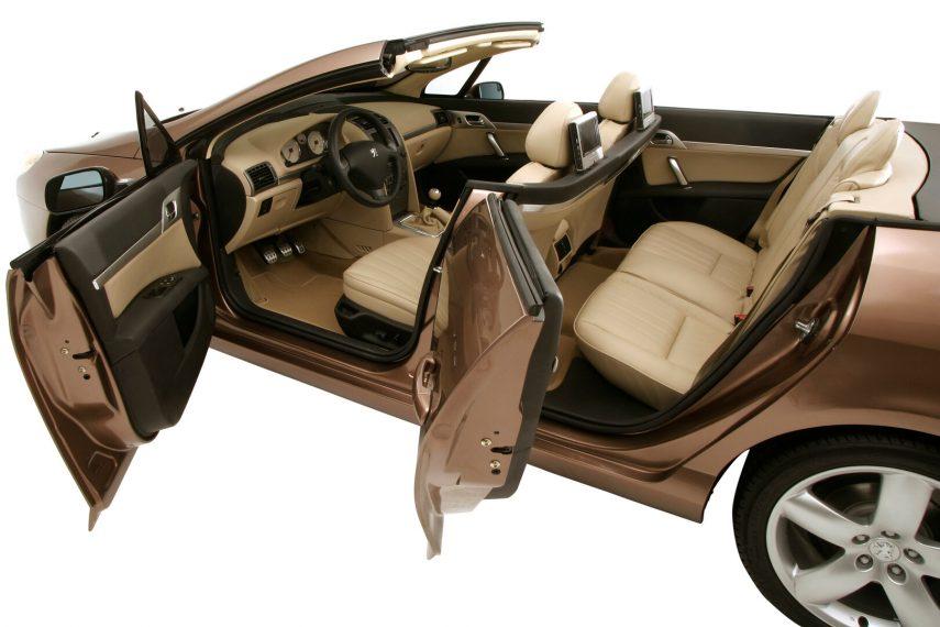 Peugeot 407 Heuliez Macarena Concept 5