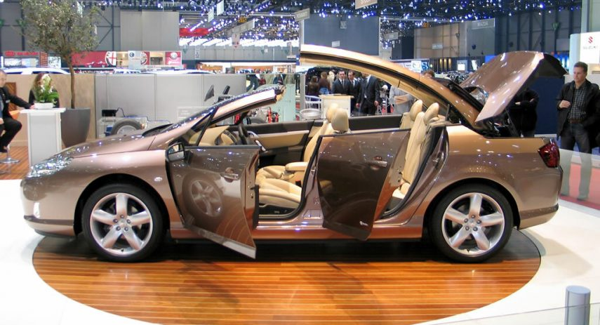Peugeot 407 Heuliez Macarena Concept 6