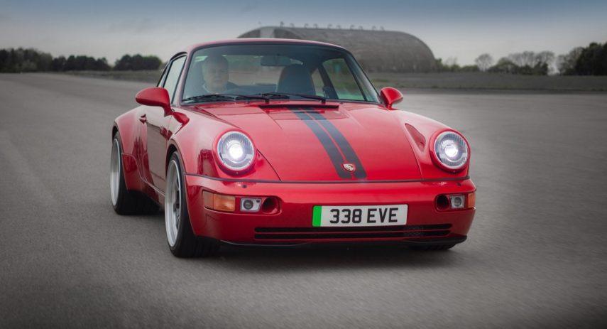 Porsche 911 (964) Everrati Restomod Electrico