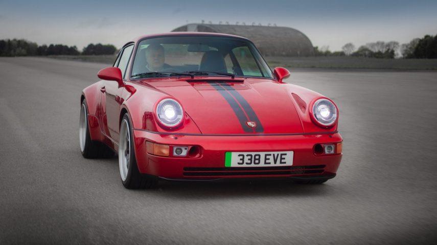 Everrati crea el mejor restomod eléctrico para el Porsche 911 (964)