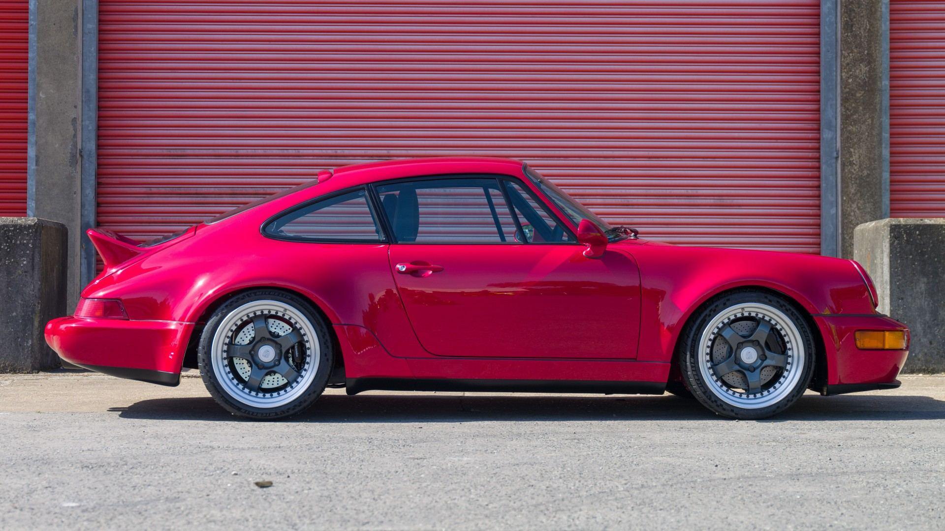Porsche 911 (967) Everrati Restomod Electrico
