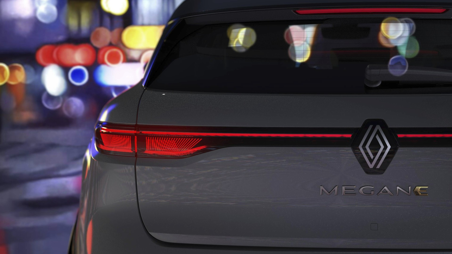 Renault Mégane E-Tech Electric: comienzan a salir los primeros detalles