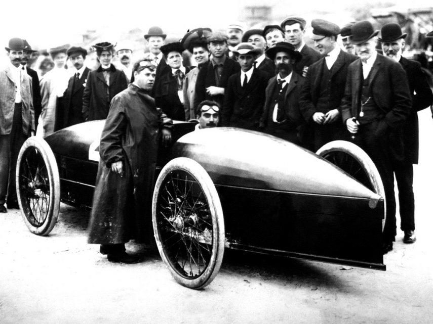 Stanley Rocket 1906