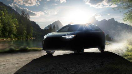 Subaru Solterra EV Teaser (1)