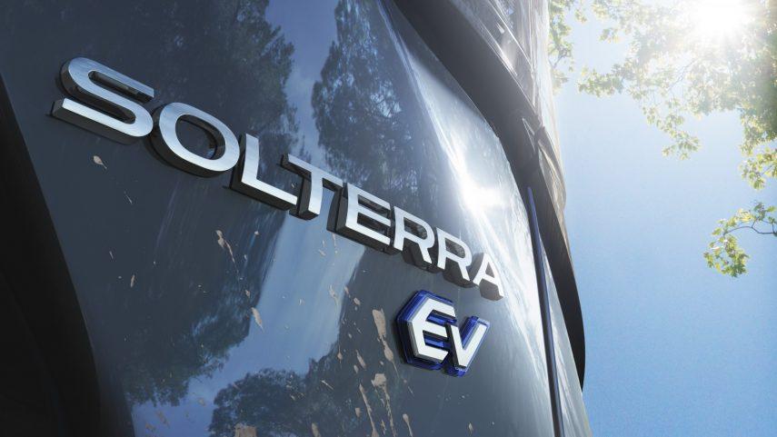 Subaru Solterra EV Teaser (2)