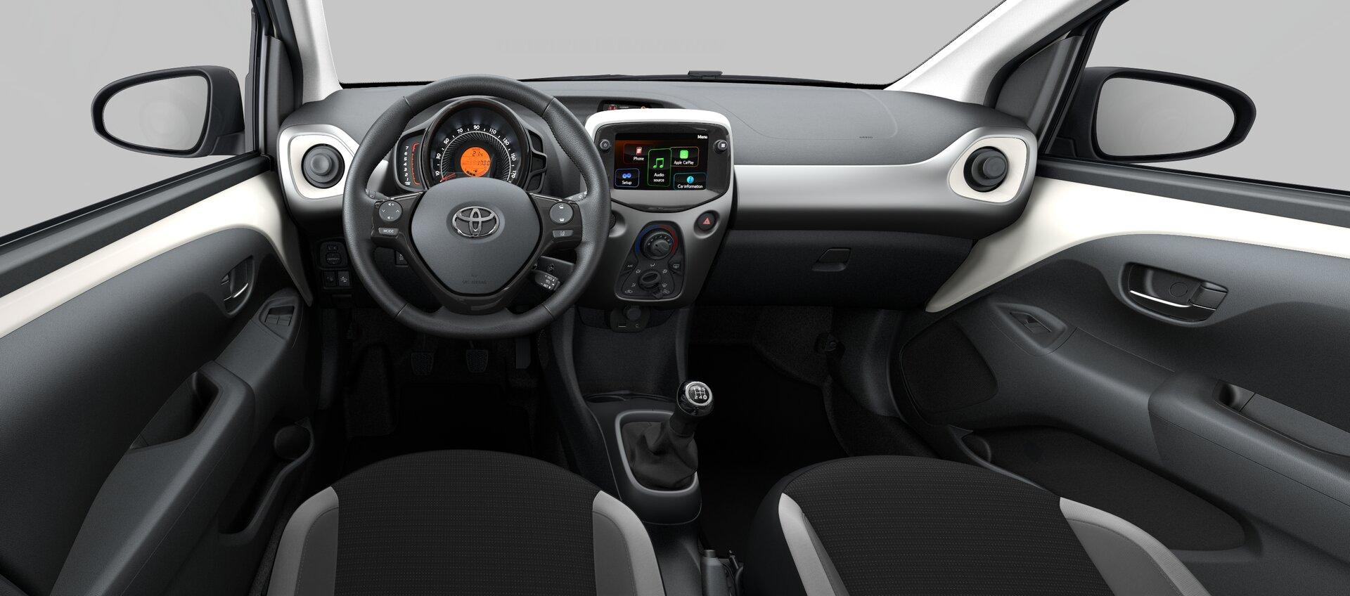 Toyota Aygo x play 2021