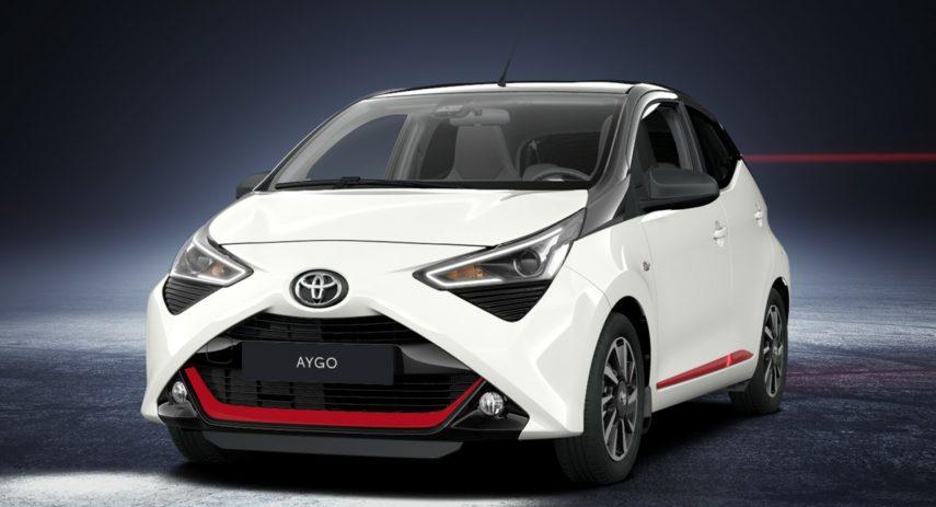 Toyota Aygo x sport 2021 4