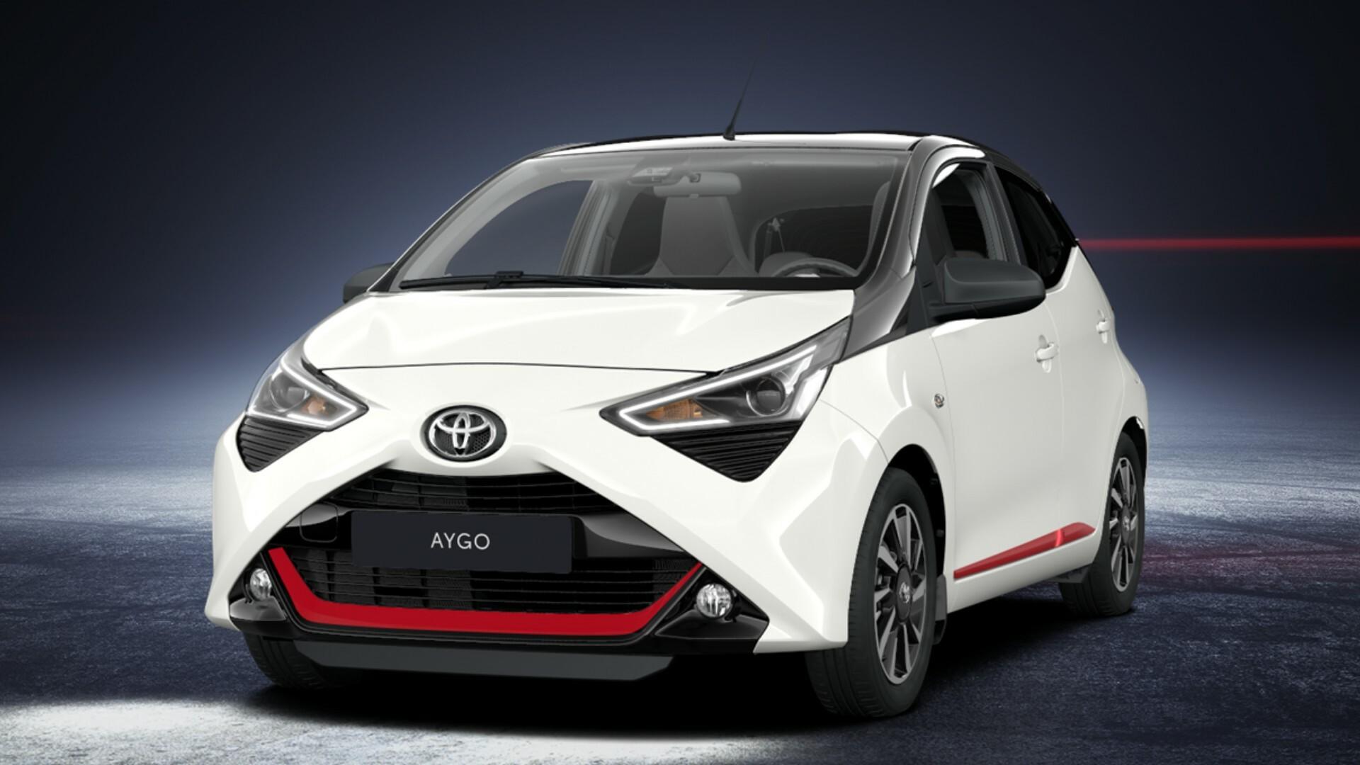 Toyota presenta la gama Aygo 2021