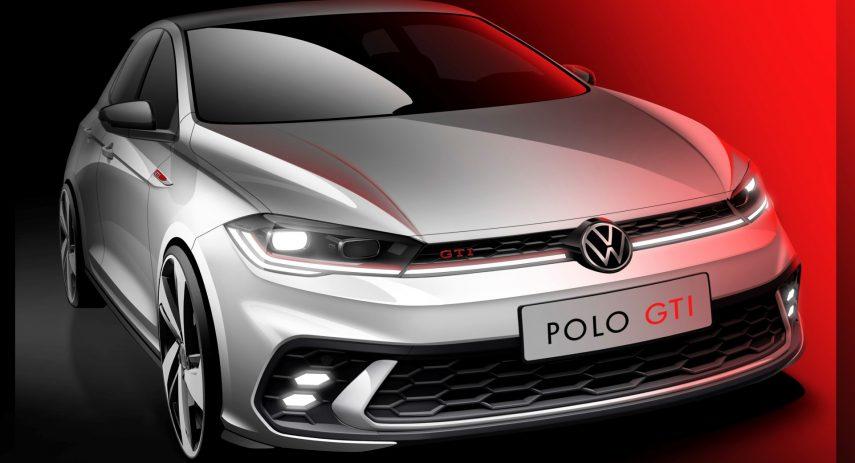 Volkswagen Polo GTI 2021 Teaser (1)