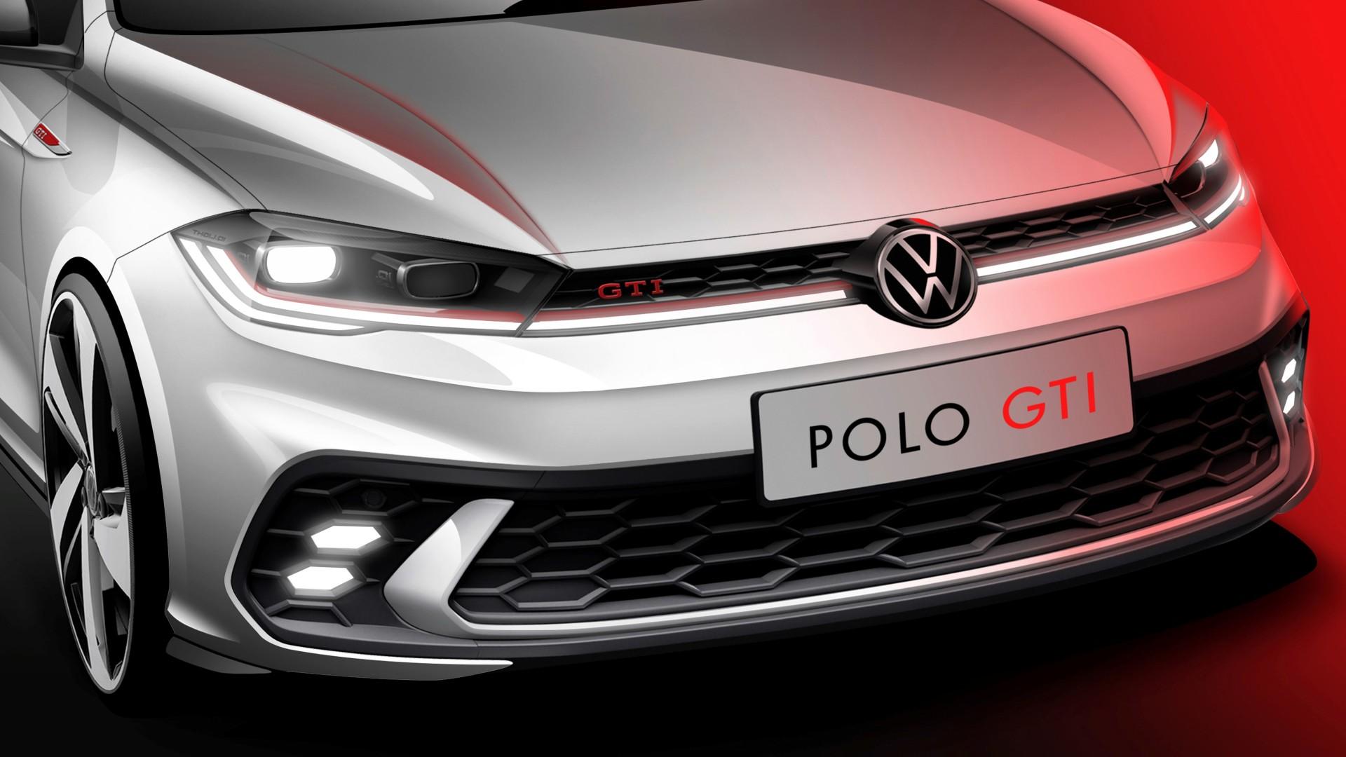 Volkswagen Polo GTI 2021 Teaser (2)