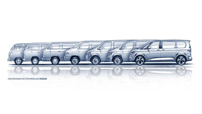 Volkswagen T7 Multivan 2021 Teaser (5)