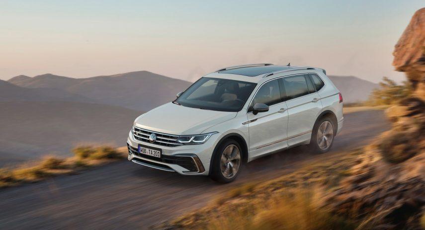 Volkswagen Tiguan Allspace 2021 (2)