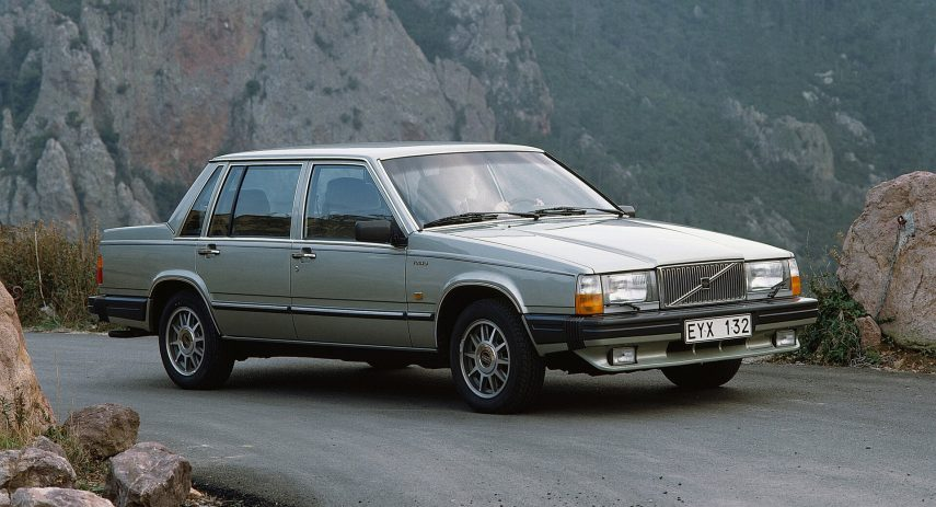 Volvo 760 GLE 1984 1