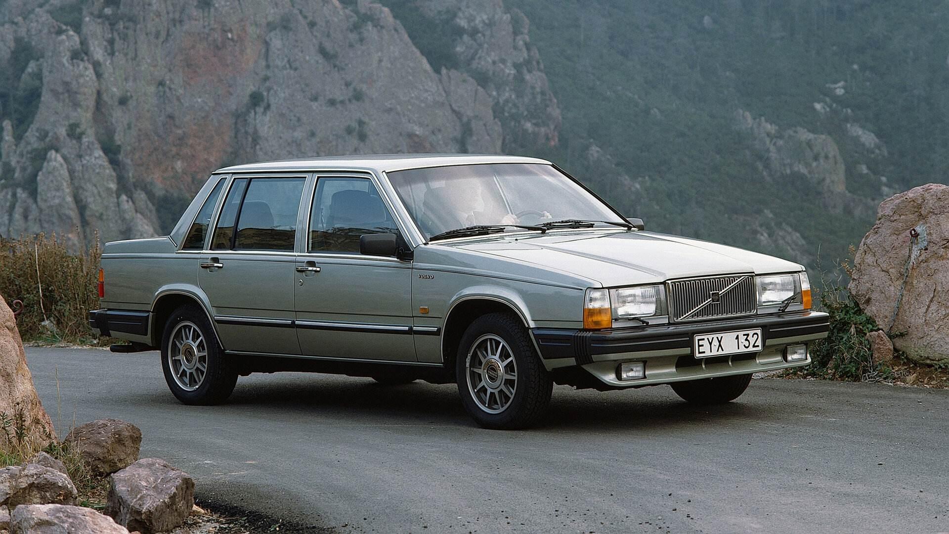 Coche del día: Volvo 760 GLE TD
