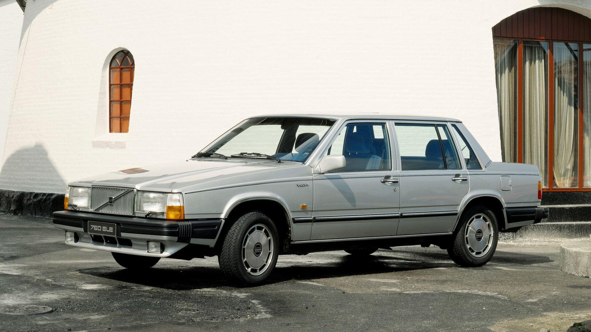 Volvo 760 GLE 1984 2
