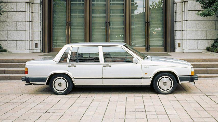 Volvo 760 GLE 1984 3