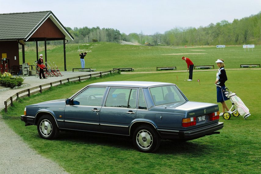Volvo 760 GLE 1984 4