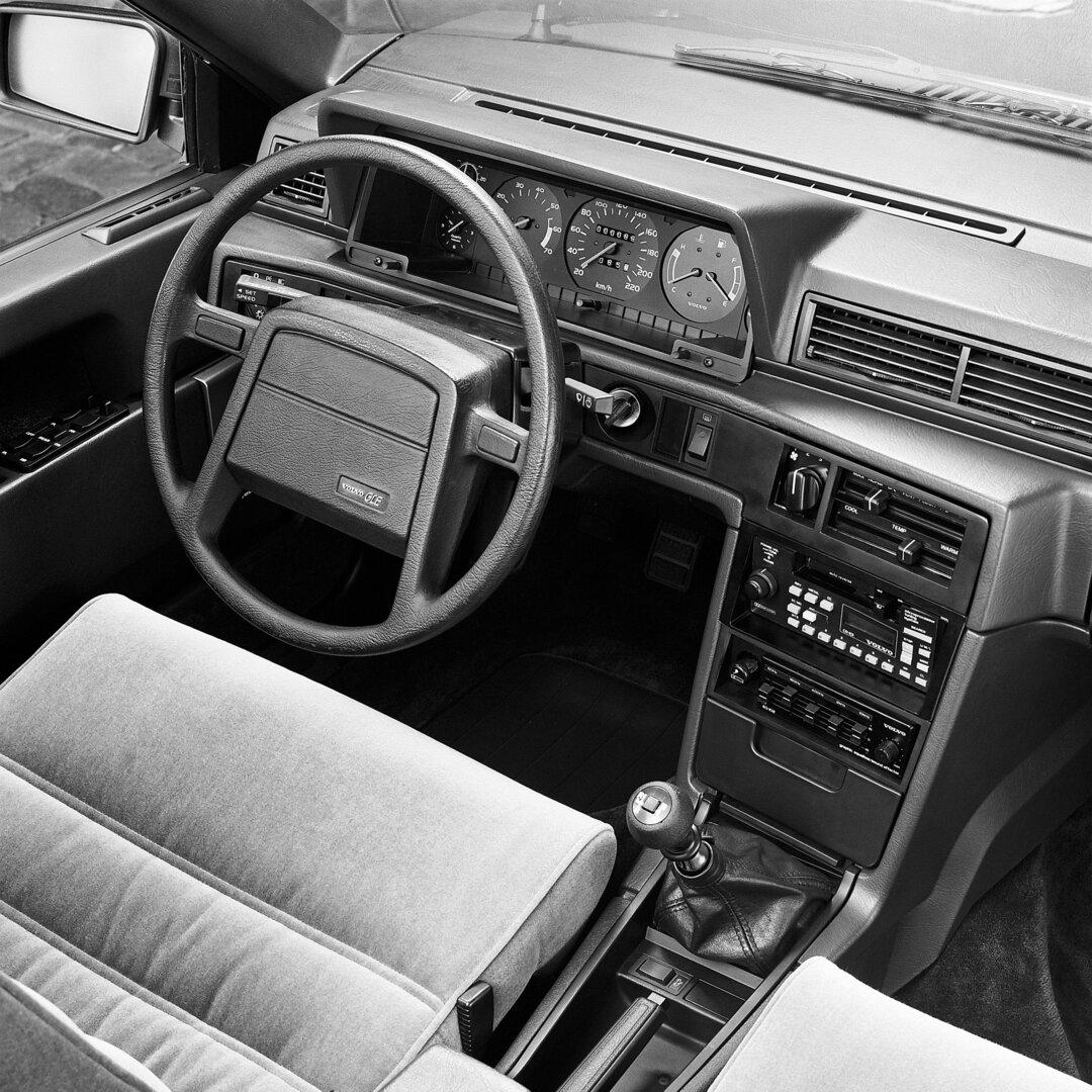 Volvo 760 GLE 1984 5