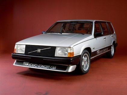 Volvo Concept Car VCC 1980 1