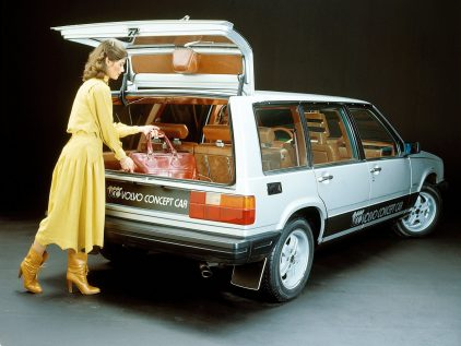 Volvo Concept Car VCC 1980 2