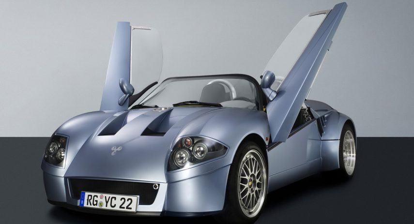 YES Roadster 18 Turbo 2001 1