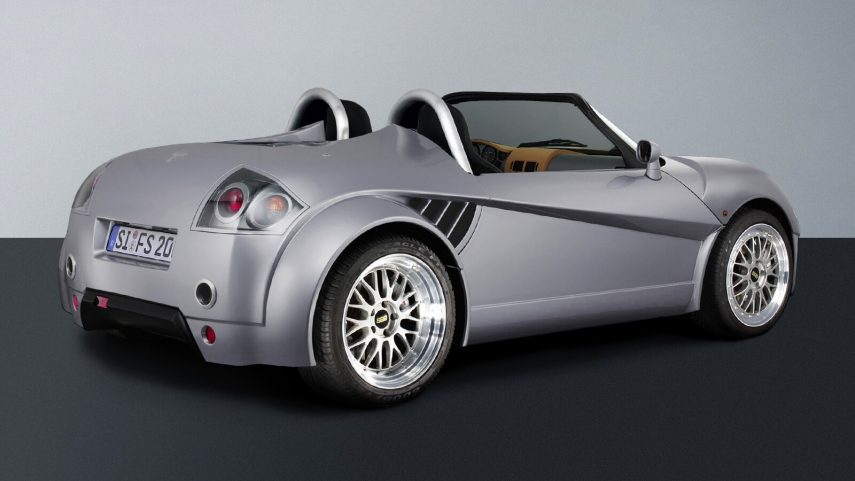 YES Roadster 18 Turbo 2001 3