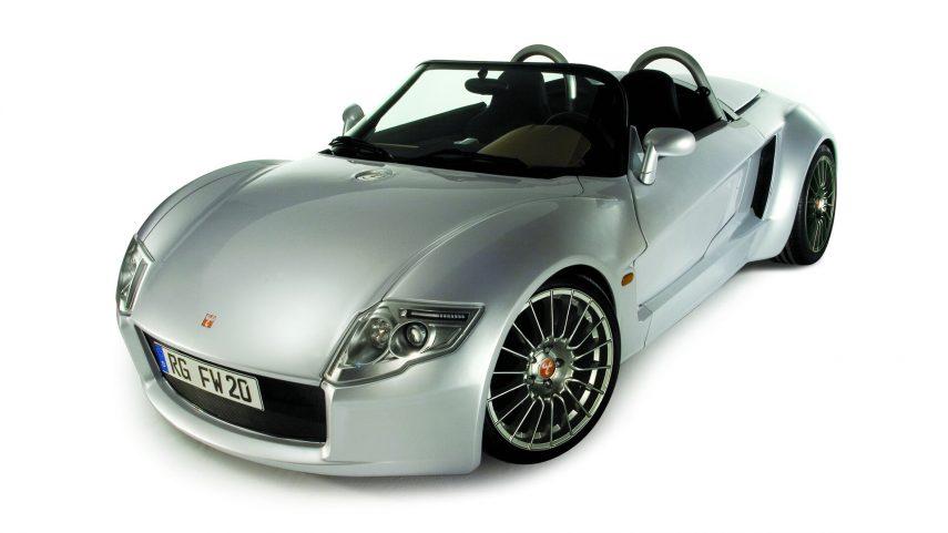 YES Roadster 32 V6 2006 1