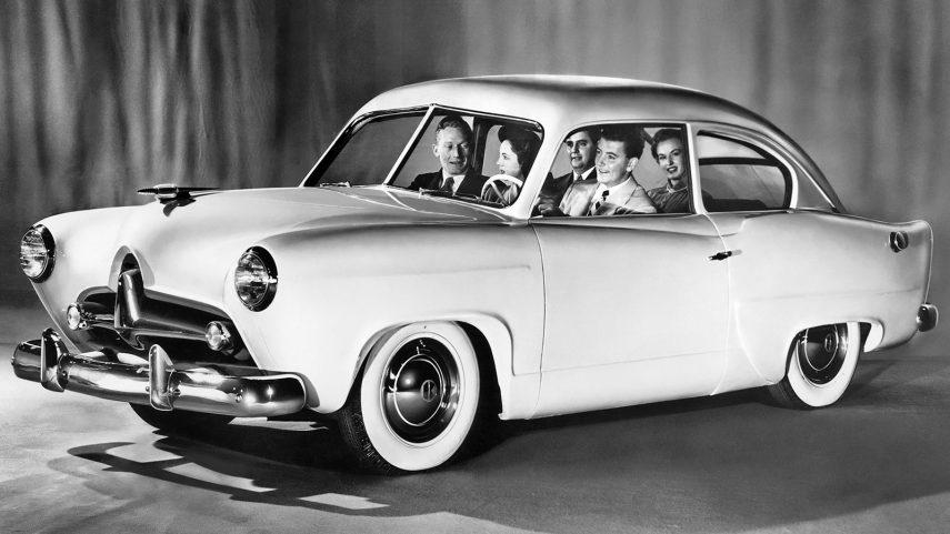 1950 Kaiser Frazer Henry J