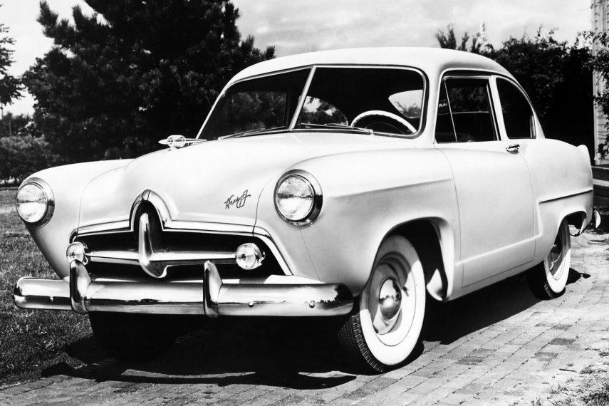 1951 Kaiser Frazer Henry J Deluxe