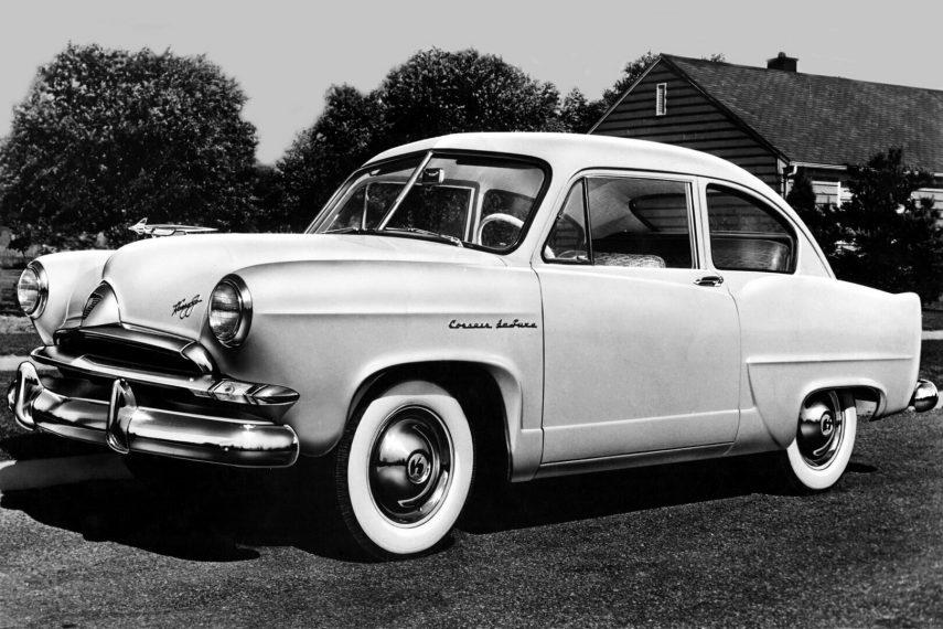 1953 Kaiser Frazer Henry J Corsair Deluxe 1