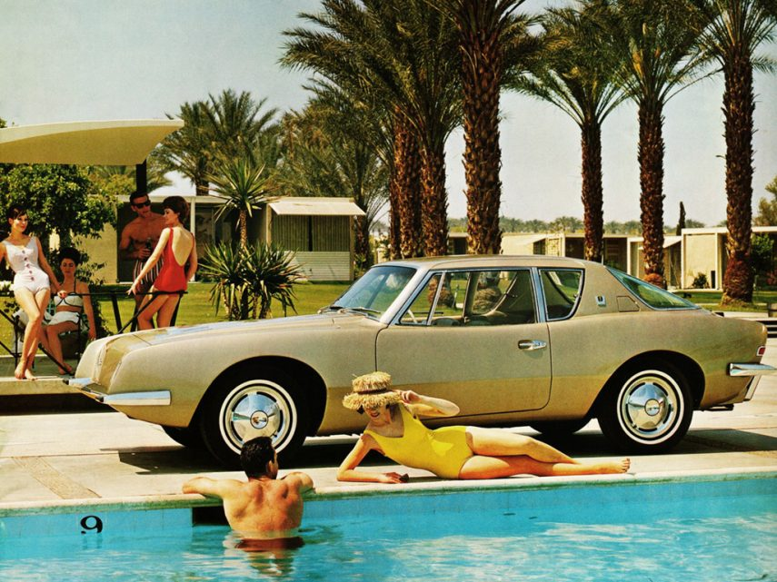 1963 Studebaker Avanti 2
