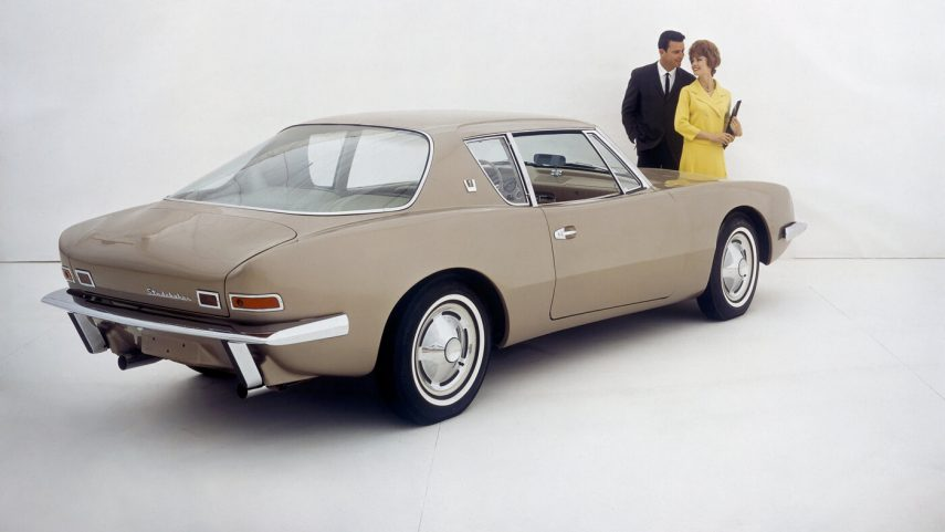 1963 Studebaker Avanti 3