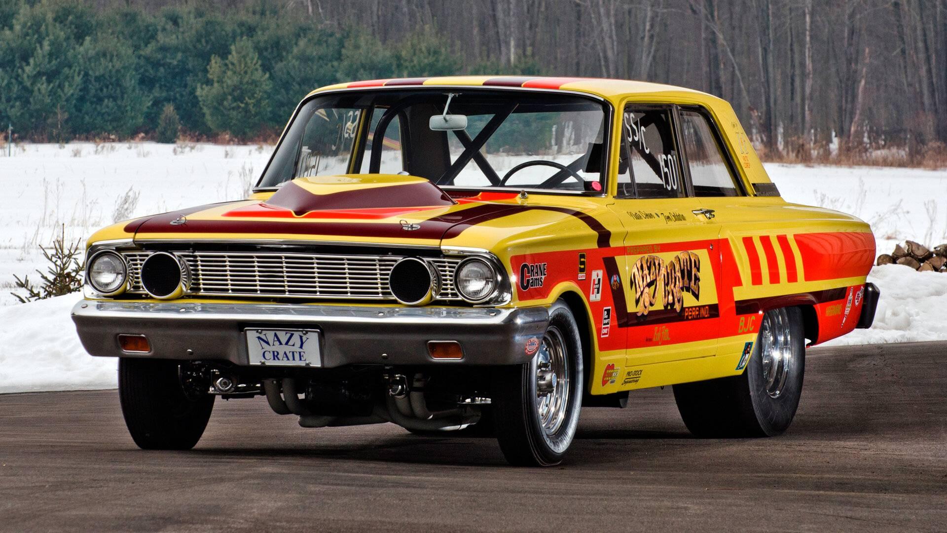 Coche del día: 1964 Ford Fairlane Thunderbolt