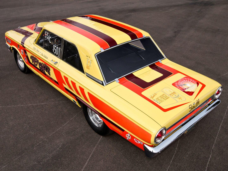 1964 Ford Fairlane Thunderbolt 3